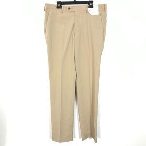 Uniqlo Men Dry Stretch Pants 34 X 34